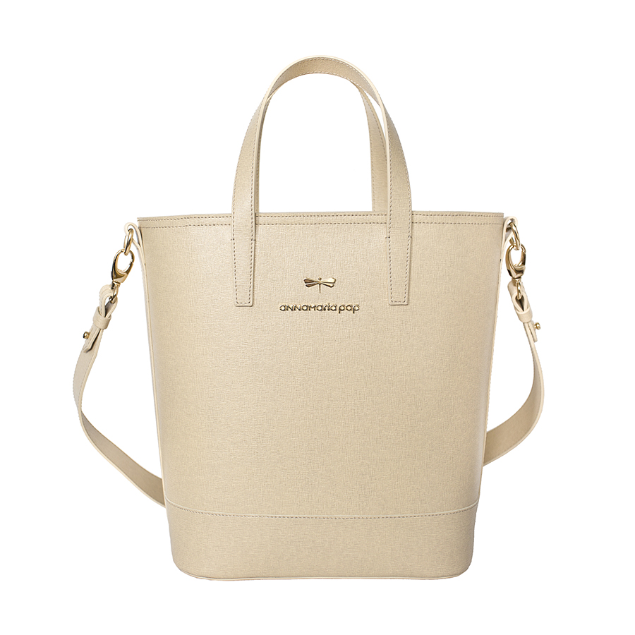 PENNY Beige handbag