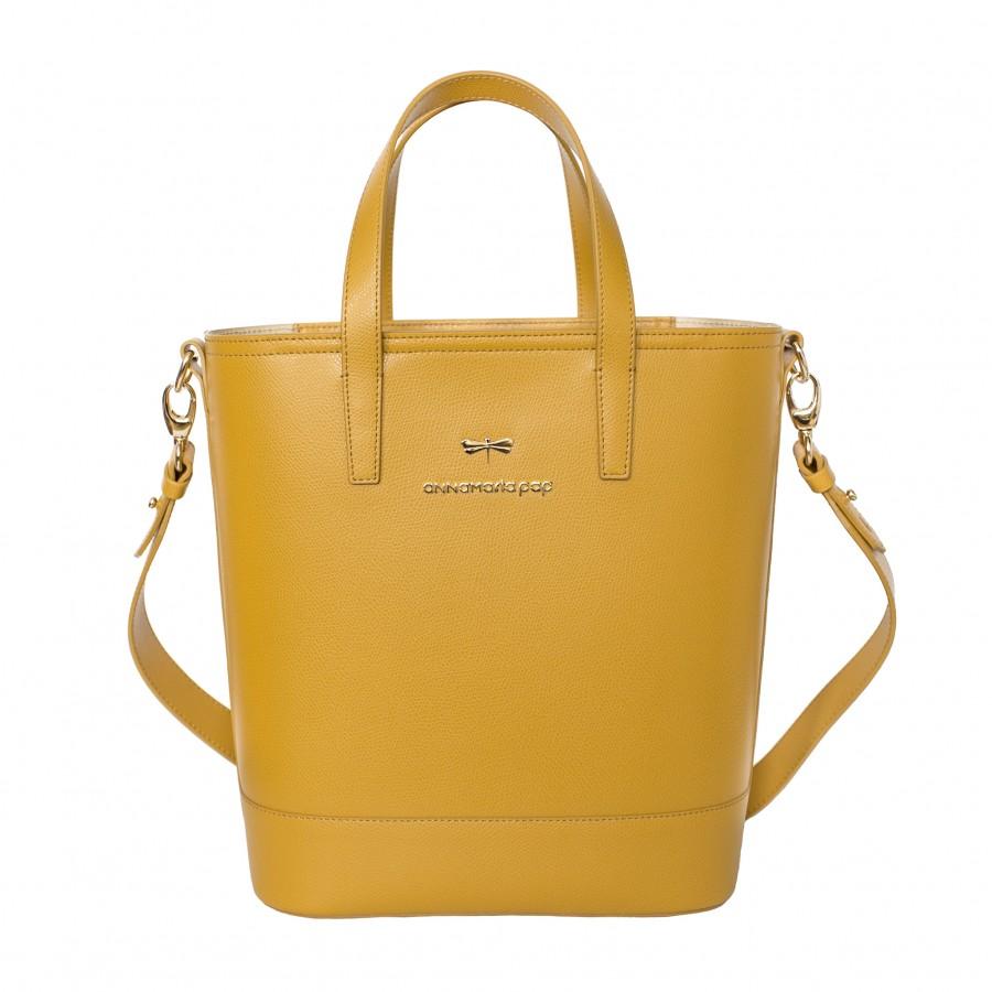 PENNY Mustard handbag