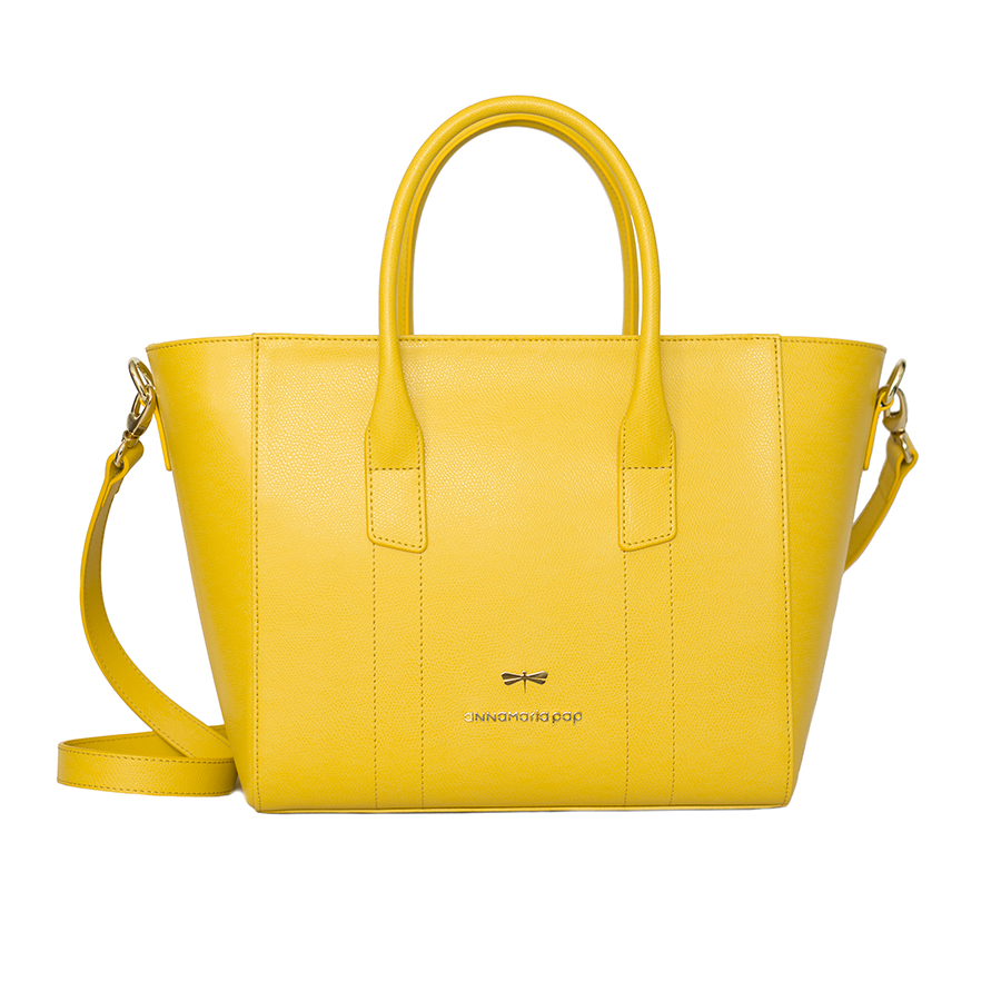 BEVERLY Sunshine leather bag