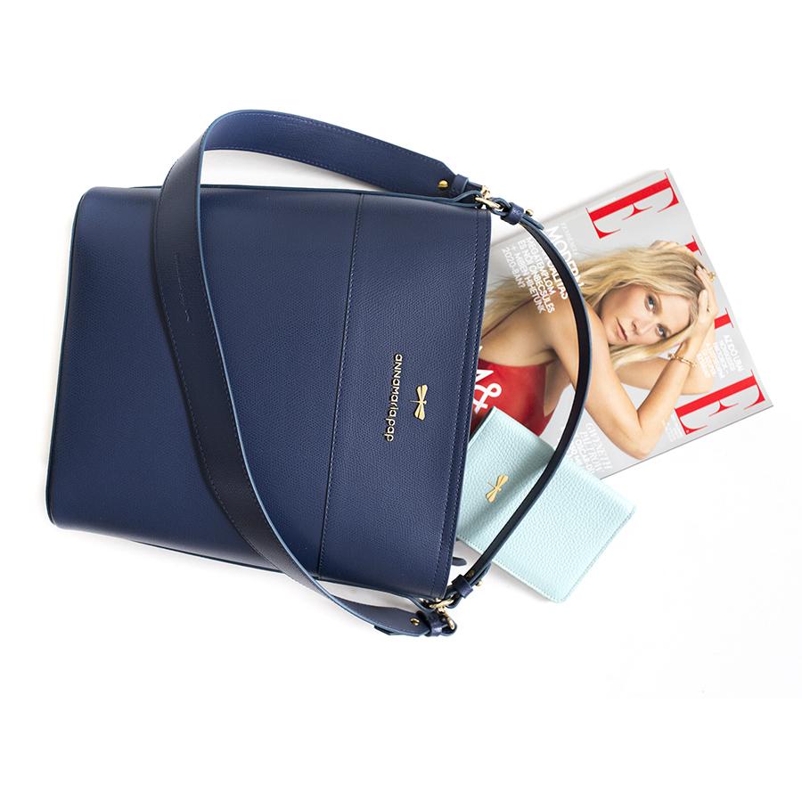 CARLY Navyblue handbag