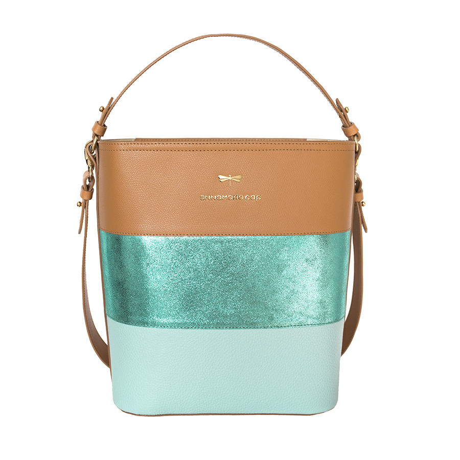 CARLY Turquoise Selection handbag