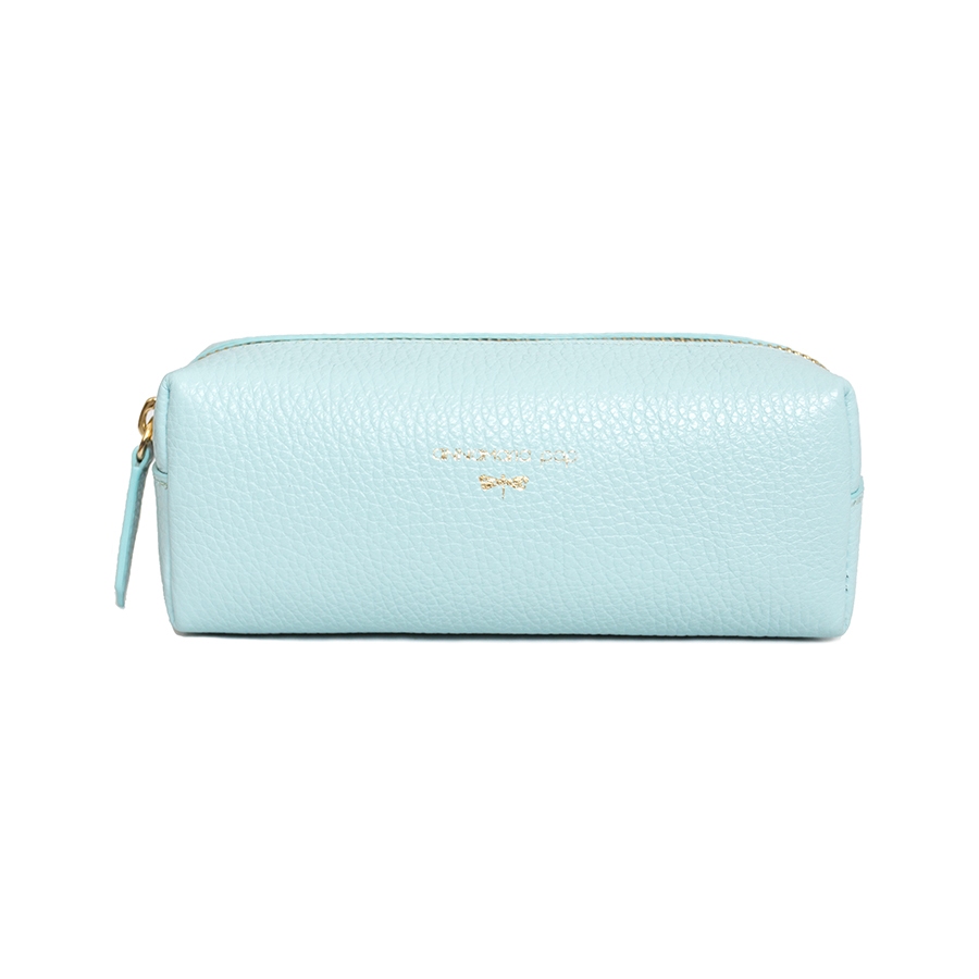 GWEN Ocean leather beauty bag