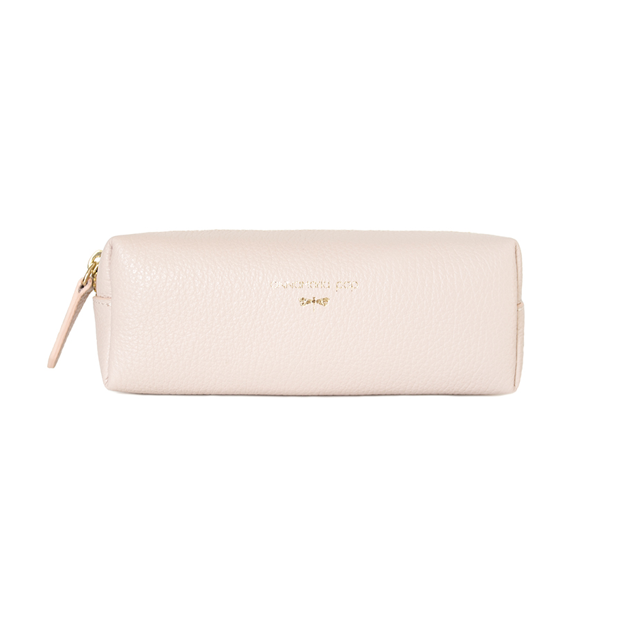 GWEN Powder leather beauty bag