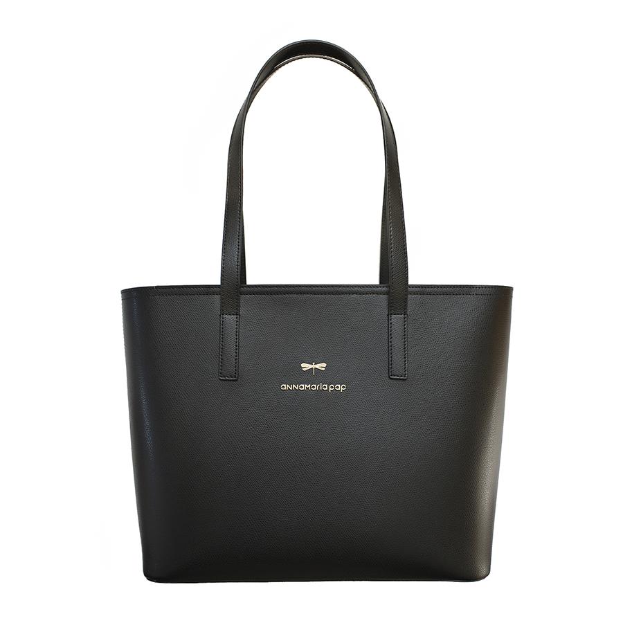 JEN Black tote bag