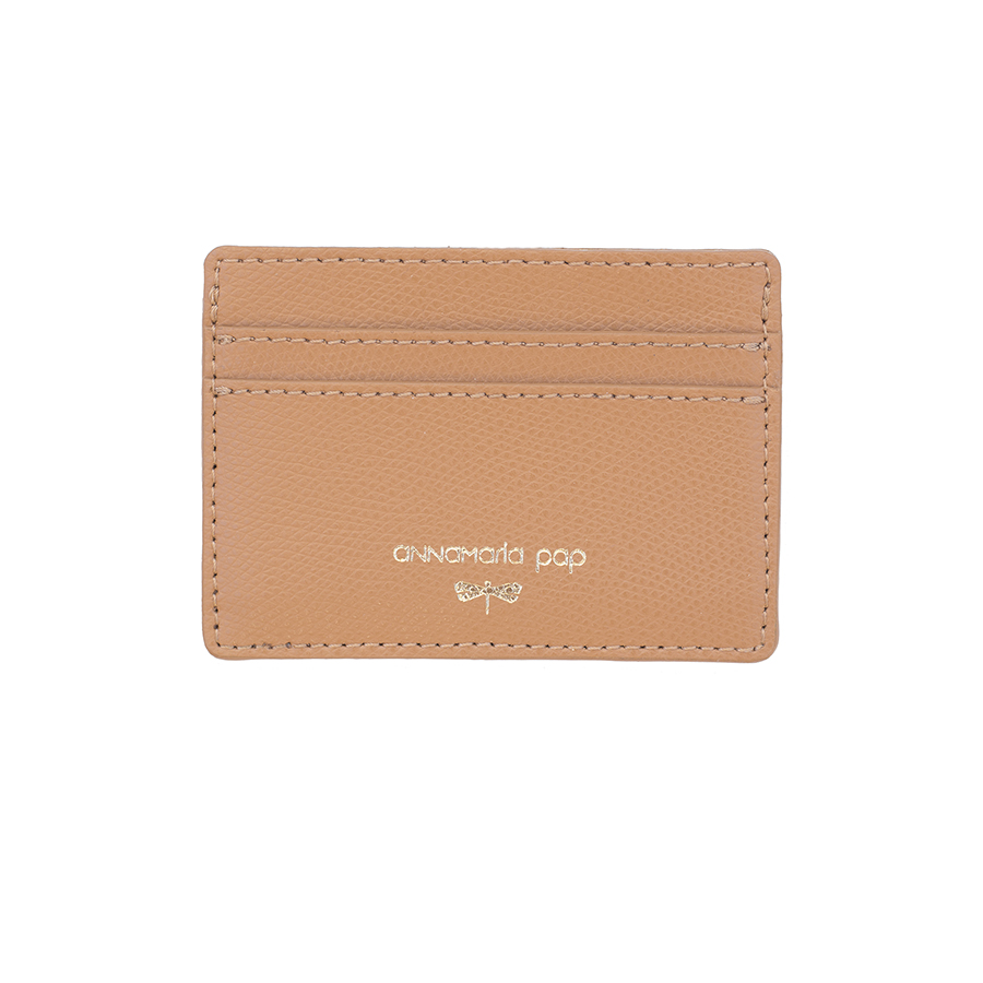 LIA Toffee cardholder