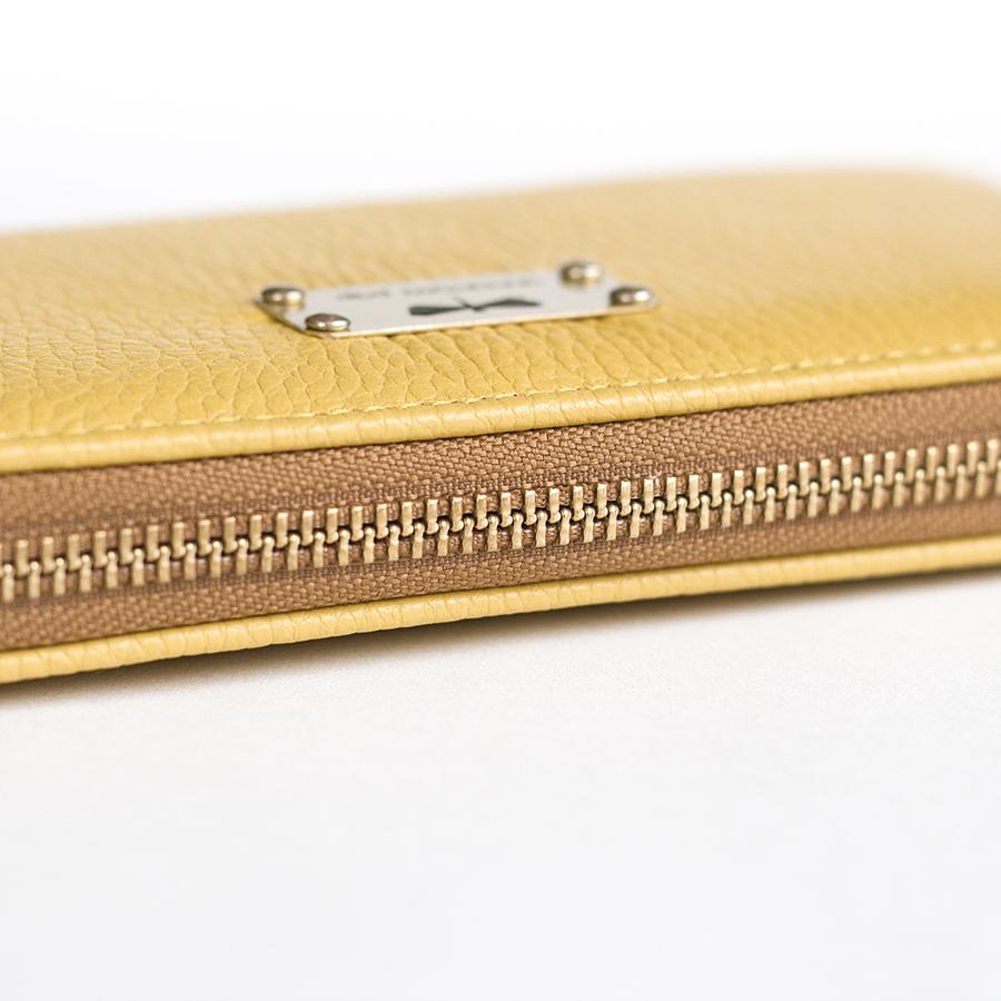 LILIAN Ananas bőrpénztárca