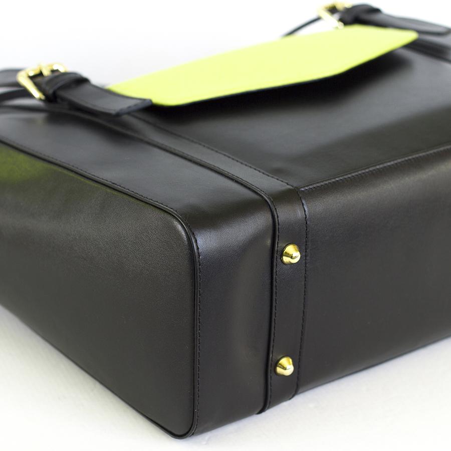 ANN-MARIE manager bőrtáska + piros clutch