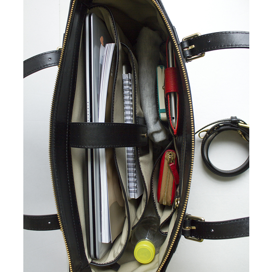 ANN-MARIE manager barna bőrtáska + pisztácia clutch