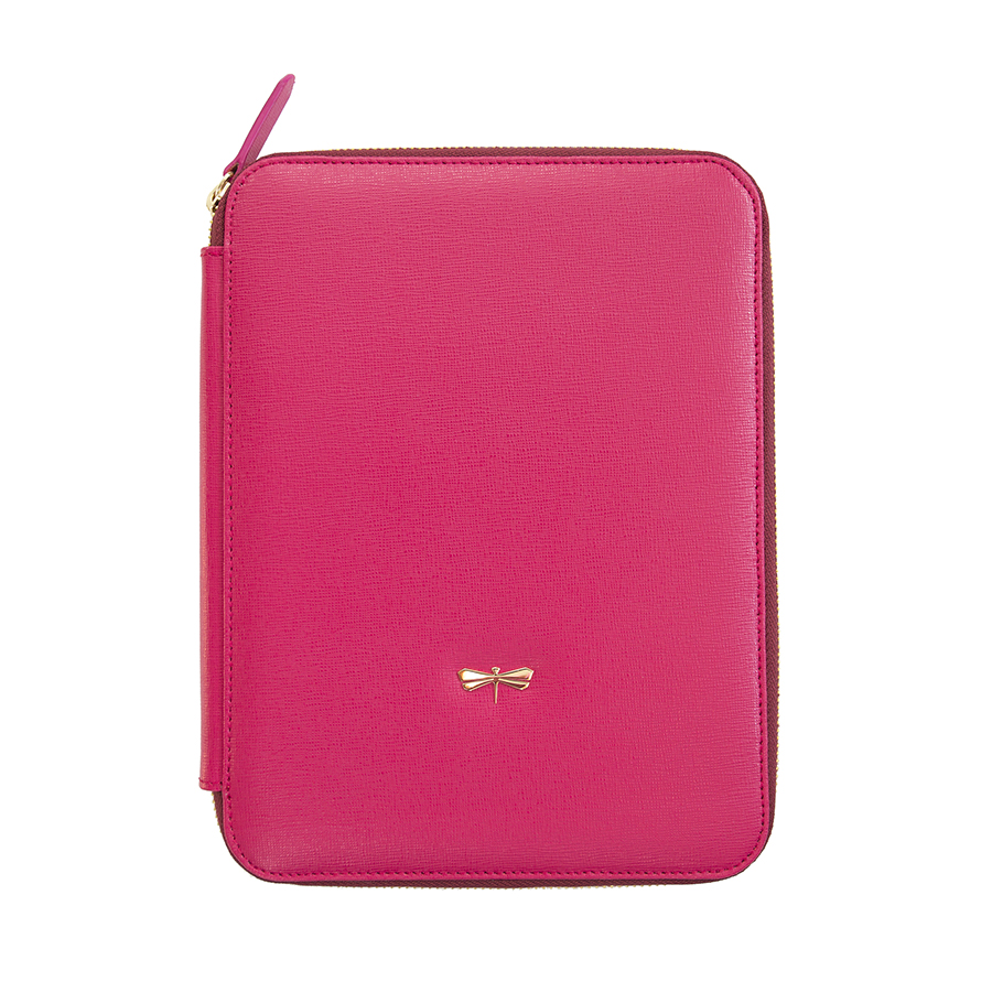 ARIA Raspberry leather case (normal)