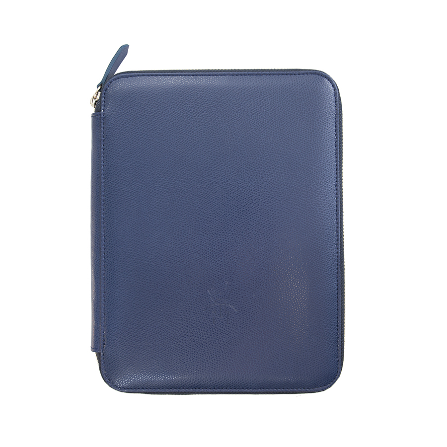 ARIA Navyblue leather case (normal)