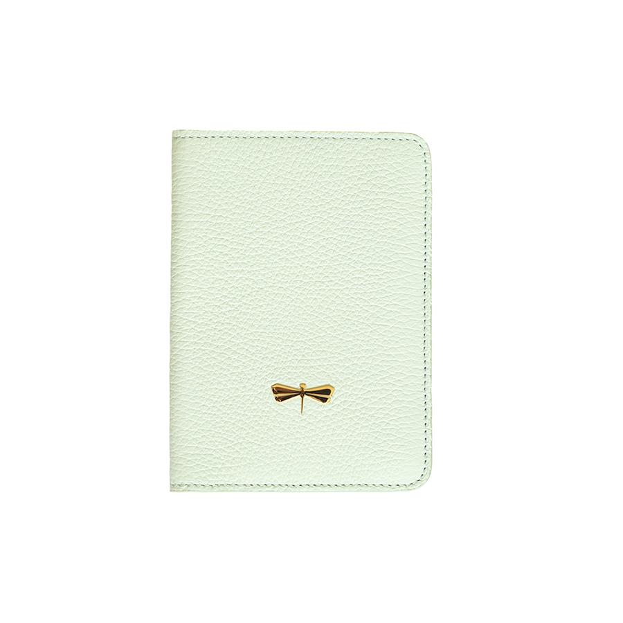 MONA Mint leather case