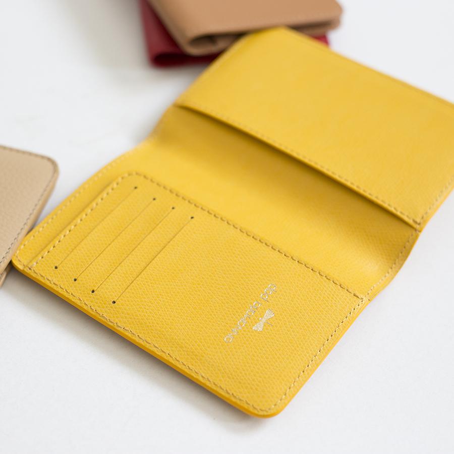 MONA Sunshine leather case