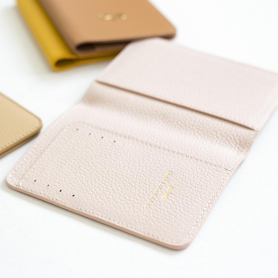 MONA Powder leather case