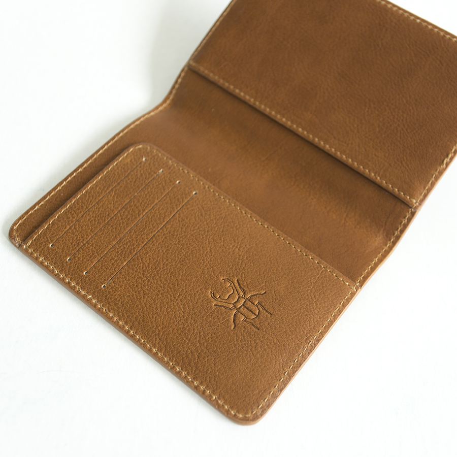 MONA Brown man leather case