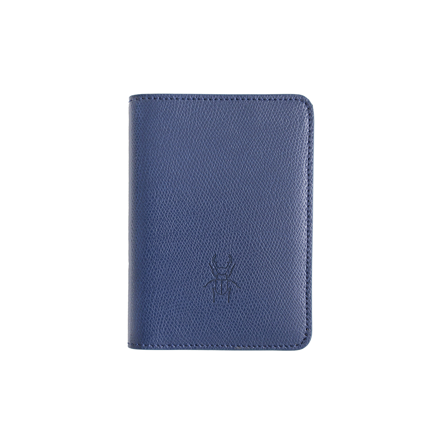 MONA Navyblue man leather case