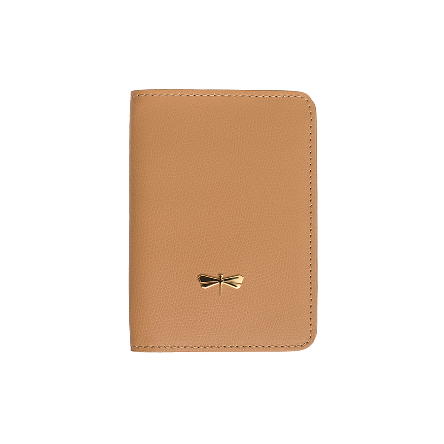 MONA Toffee leather case
