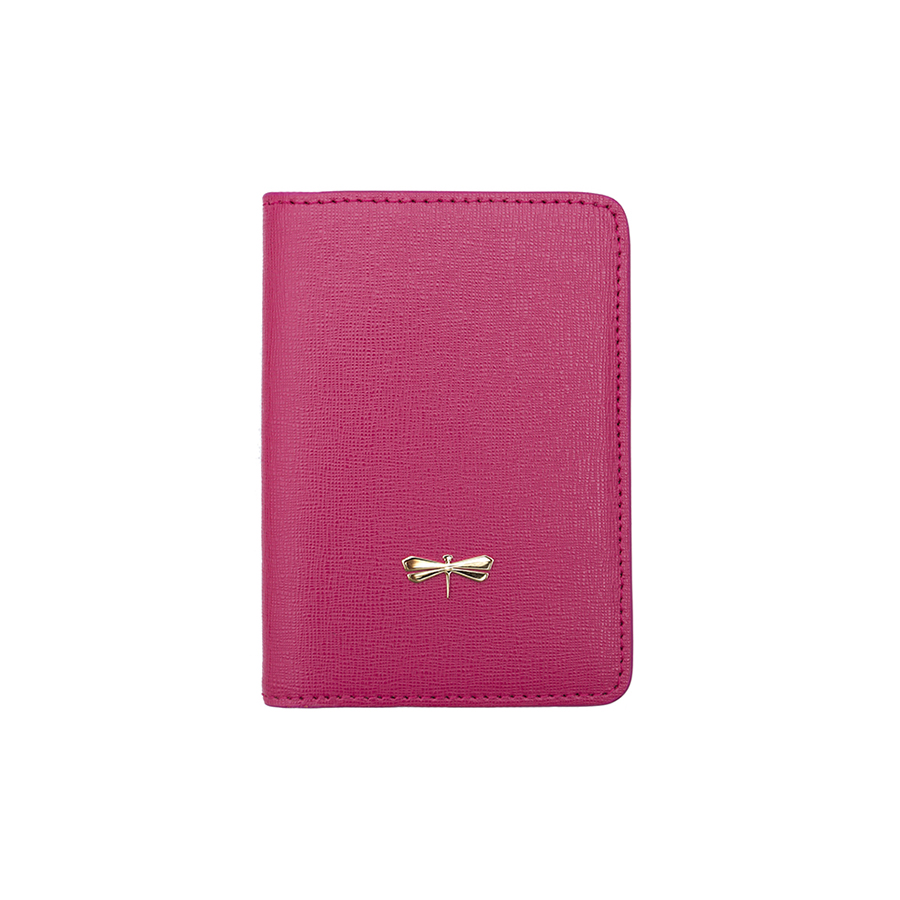MONA Raspberry leather case