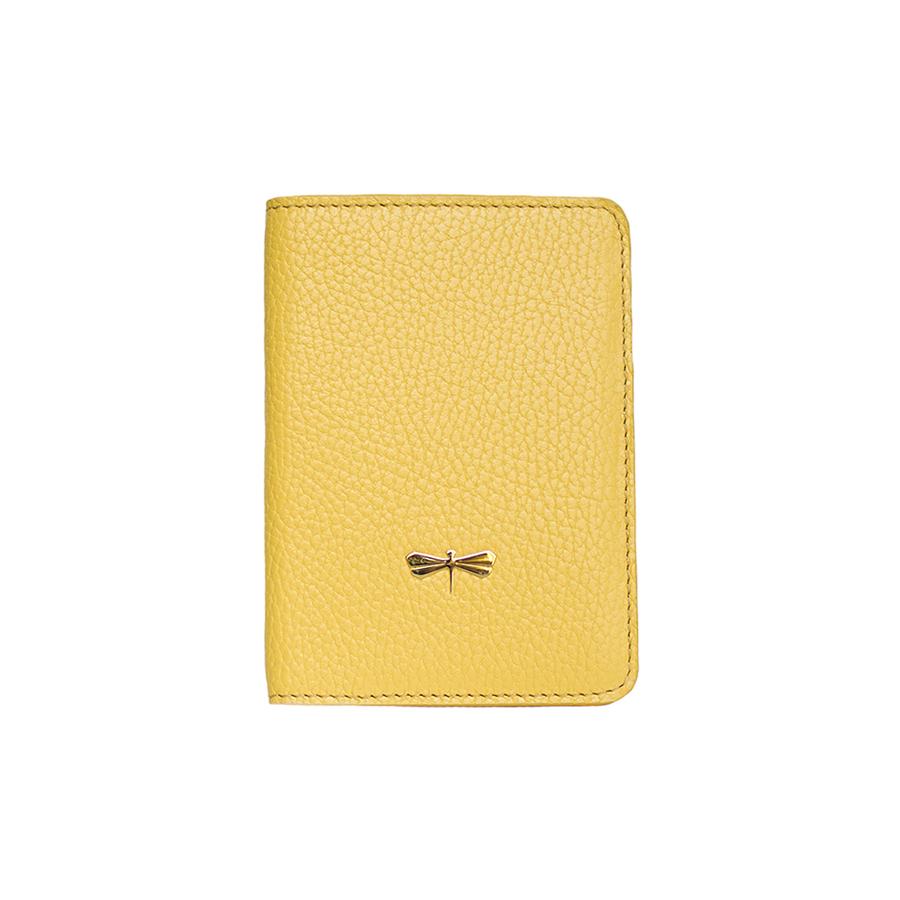 MONA Ananas bőr útlevéltartó