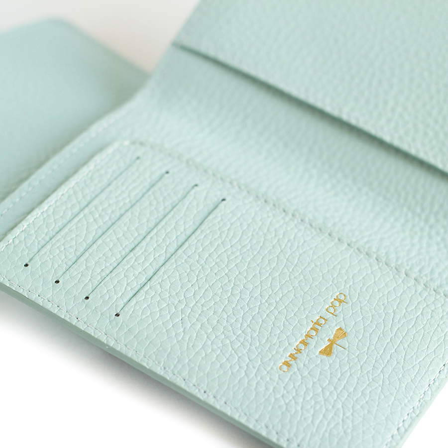MONA Ocean leather case