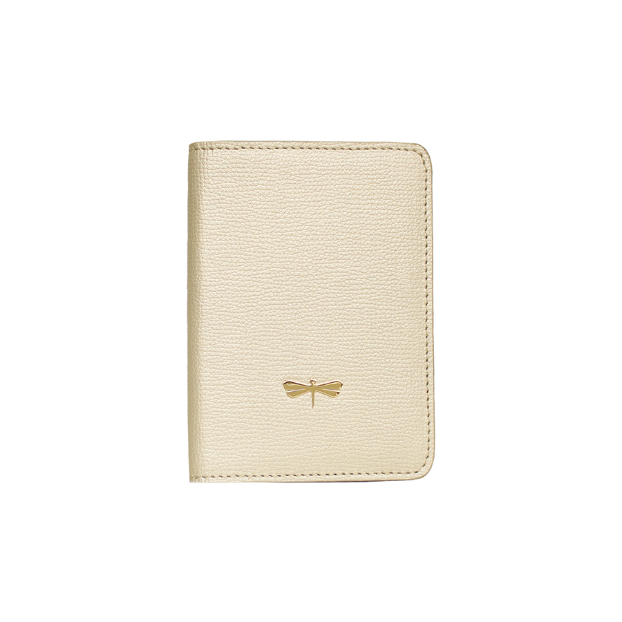 MONA Champagne leather case