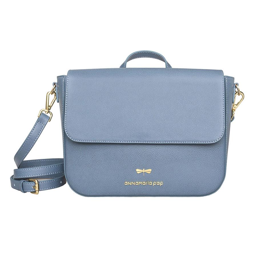 NINA Denim leather bag