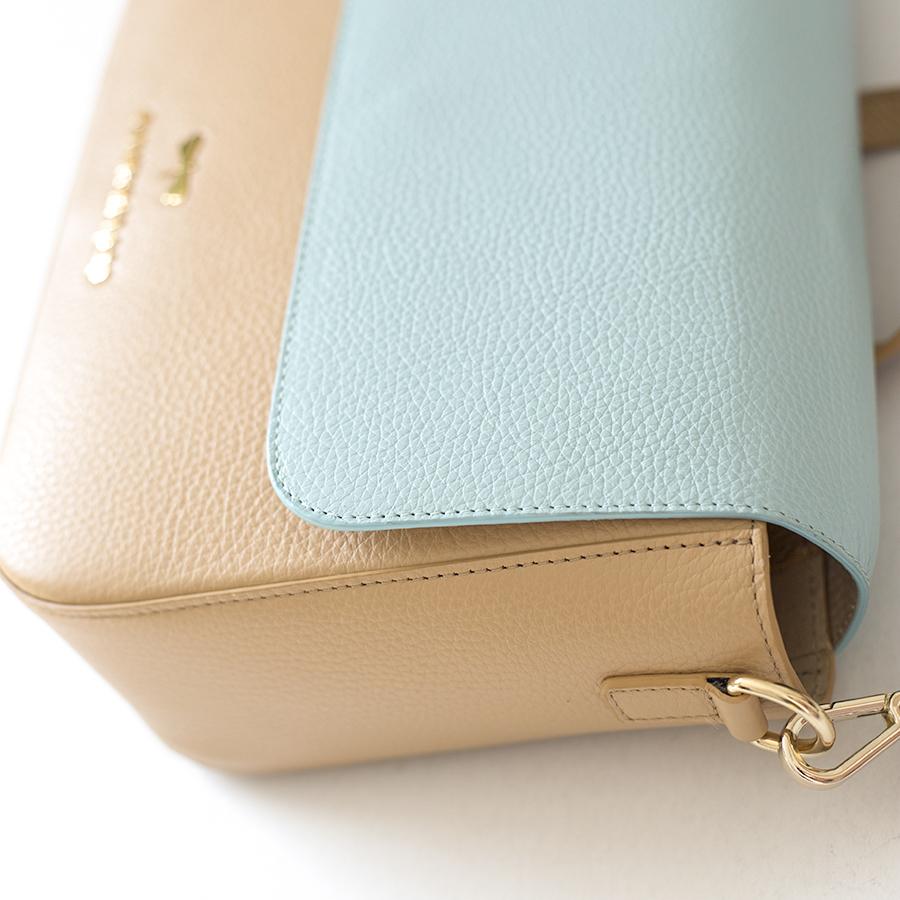 NINA Sand & Ocean leather bag