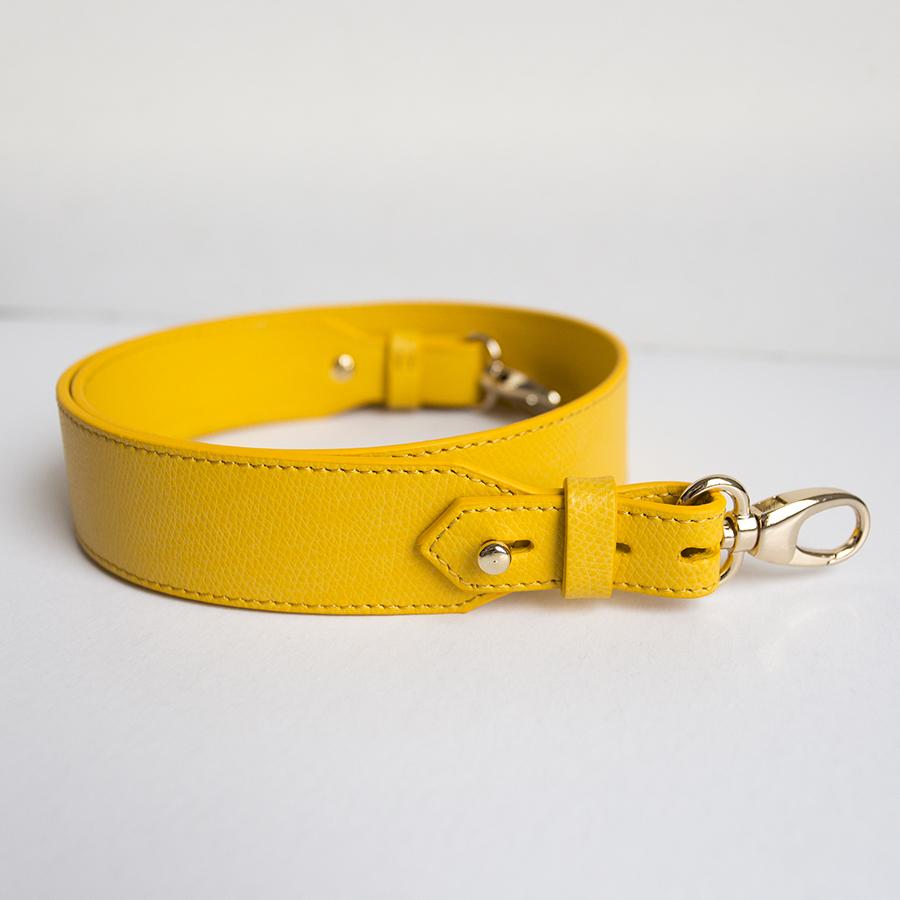 Wide sunshine strap