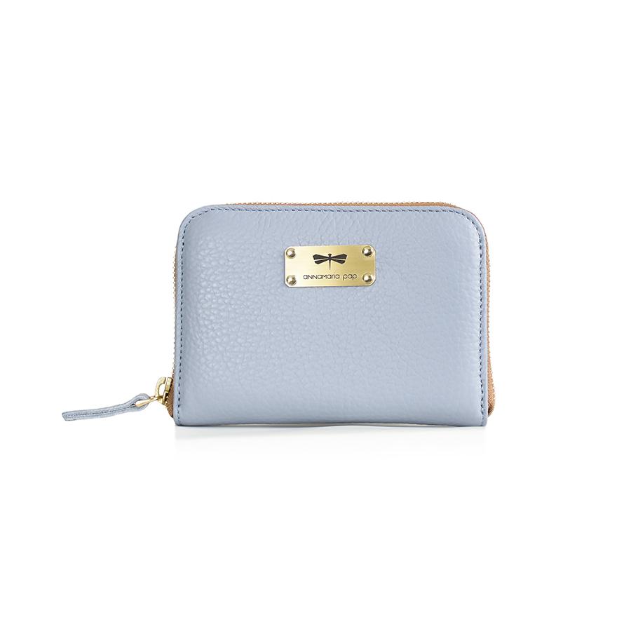 VICKY Silverblue bőrpénztárca