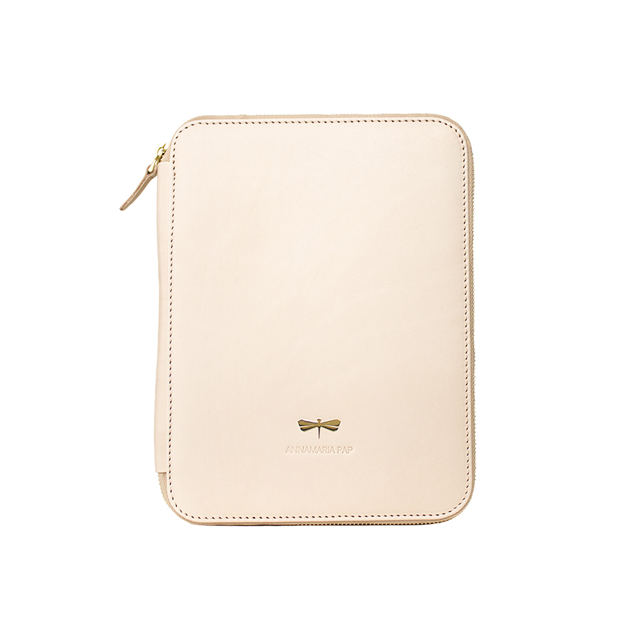 ARIA Natural leather case (smaller)