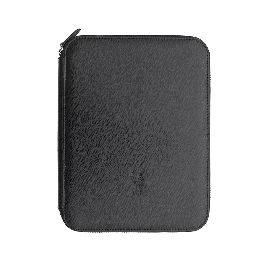 ARIA Black leather case (normal)