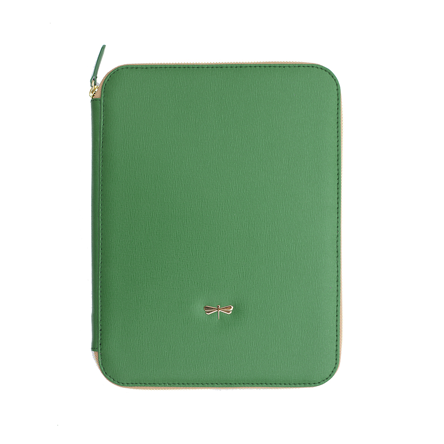 ARIA Emeraldgreen leather case (normal)