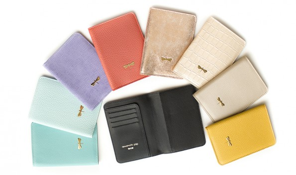 NEW colorful passport/card holders are coming soon!